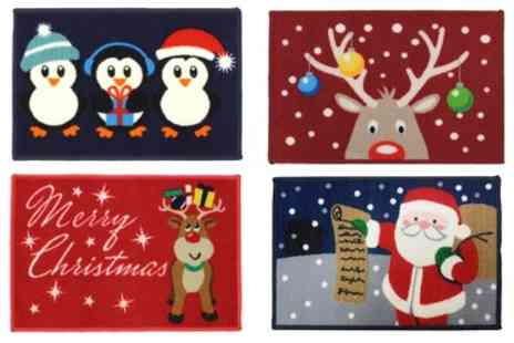 Groupon Goods Global GmbH - Christmas Doormat - Save 0%