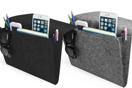 Groupon Goods Global GmbH - One or Two Bedside Pocket Organisers - Save 56%