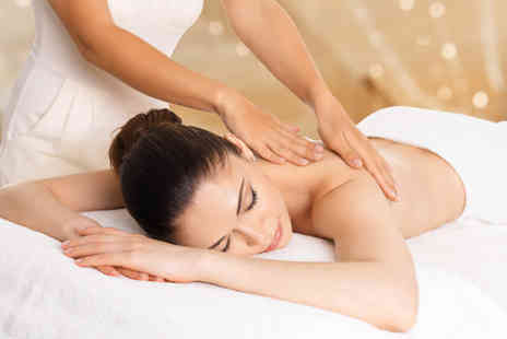 Cher Salon London - Warming full body massage - Save 65%