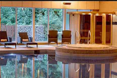 Spa Persona - Loch Lomond spa day with one treatment and leisure access for one person - Save 50%