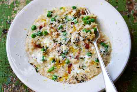 The Jamie Oliver Cookery School - Jamies Veg Risotto Class - Save 0%