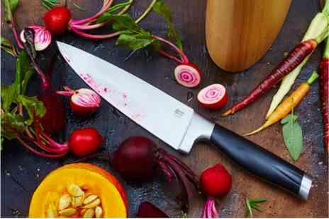 The Jamie Oliver Cookery School - Ultimate Knife Skills Masterclass - Save 0%