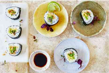The Jamie Oliver Cookery School - A Taste of Sushi Class - Save 0%