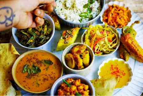 The Jamie Oliver Cookery School - North Indian Thali Class - Save 0%