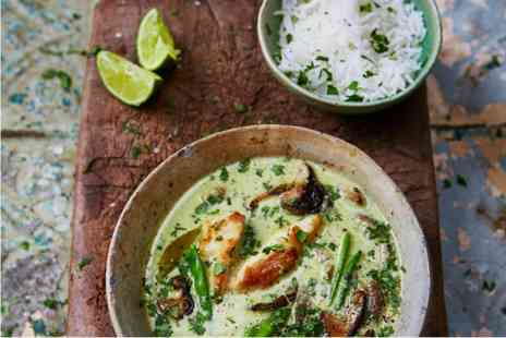 The Jamie Oliver Cookery School - Fragrant Thai Green Curry Class - Save 0%
