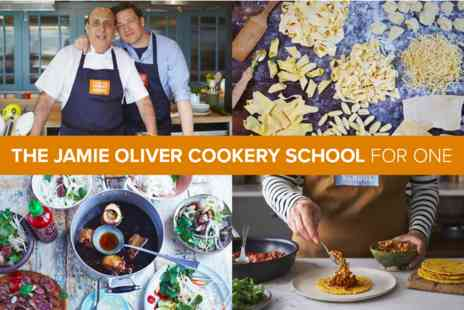 The Jamie Oliver Cookery School - Cookery Class - Save 0%