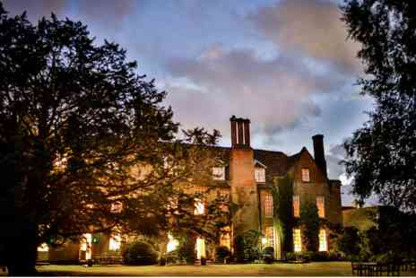 Hintlesham Hall - One Night Suffolk Break with Prosecco for Two - Save 0%
