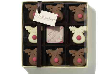 Virgin Experience Days - Christmas Chocolate Reindeer Box - Save 0%