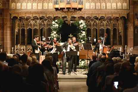 Candlelight Concerts - Extraordinary classical Christmas concerts - Save 42%
