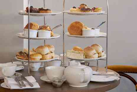 The Feathers Hotel - Afternoon tea for Two - Save 50%