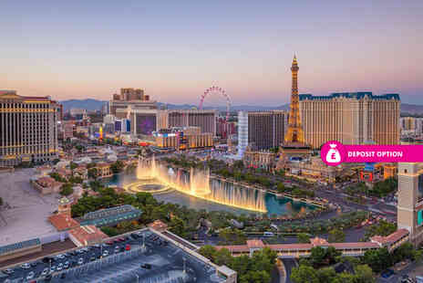 Book In Style - 10 nights Los Angeles and Las Vegas stay with Mexico cruise with flights - Save 23%