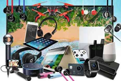 Brand Arena - Mystery electronics deal Samsung, Sony, Bose, Veho, Apple, Defunc and more - Save 0%