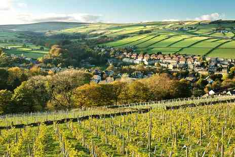 Holmfirth Vineyard - Vineyard tour, tasting and brunch for Two - Save 44%
