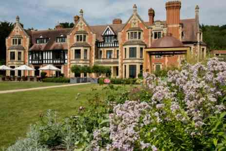 Wood Norton Hall Hotel - Various Rooms for 2 with Breakfast, Drink, Dinner Credit & Late Check Out - Save 0%
