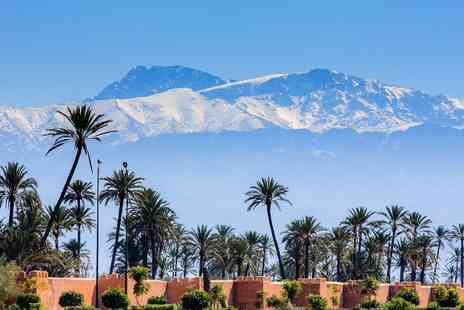 Super Escapes Travel - Four Star All inclusive three nights Marrakech getaway with flights - Save 35%