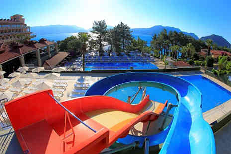 Super Escapes Travel - Seven nights all inclusive Turkey holiday with return flights - Save 39%