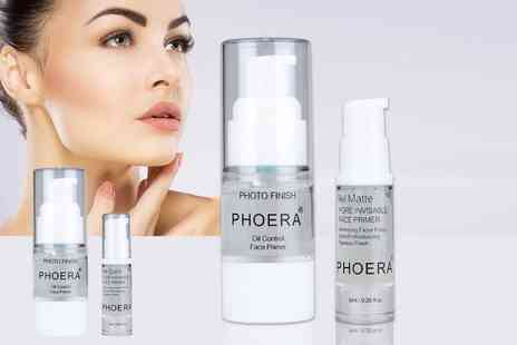 Forever Cosmetics - 6ml Phoera photo finish primer - Save 77%