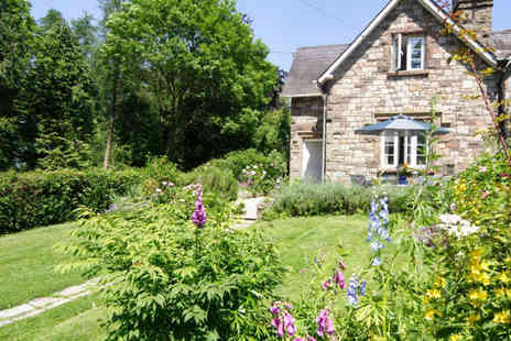 Vanilla Monmouthshire Cottage - Three nights romantic stay for two people including a bottle of Prosecco - Save 35%