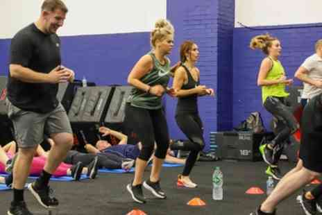 Workout Liverpool - Up to 12 Gym Classes or Five Group Weight Sessions for One - Save 71%