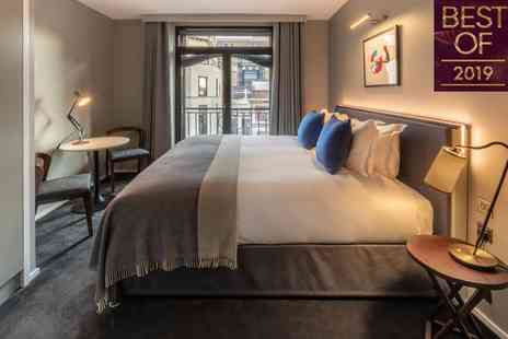 The Nadler Covent Garden Hotel - Four Star Brand New Hotel 3 Minutes for two - Save 68%