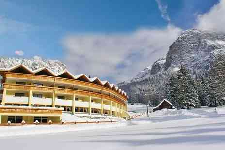 Hotel Asterbel - Four Star Cosy Mountain Escape in Three Peaks Ski Resort for two - Save 72%