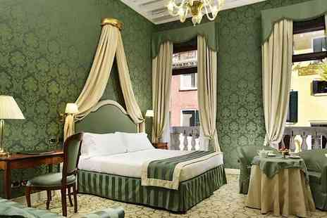 Maison Venezia - Four Star Classic Boutique Hotel with an Ornate Venetian Style for two - Save 77%