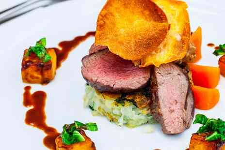 The Old Bakery - Delightful tasting menu meal for Two - Save 23%