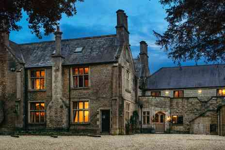 Stanton Manor - Wiltshire country house stay with tasting menu dinner - Save 49%