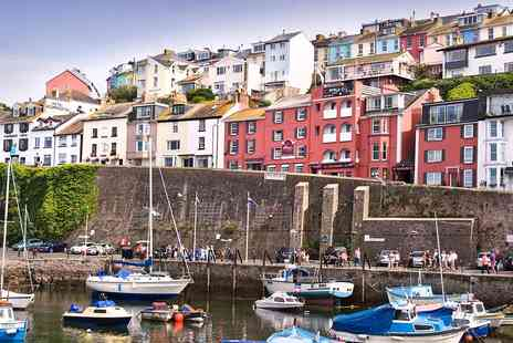 The Quayside Hotel - Coastal Devon escape with dinner and prosecco - Save 45%