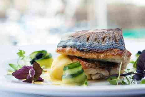 Pier 64 - 3 course meal With bubbly for Two - Save 52%