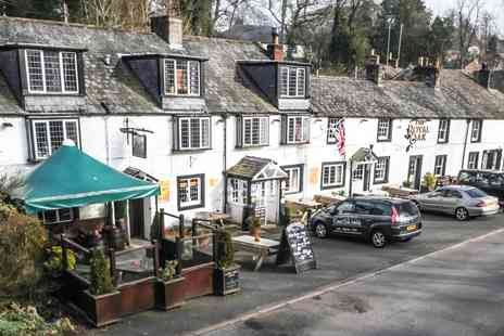 Royal Oak Appleby - Cumbria country inn stay with breakfast - Save 0%