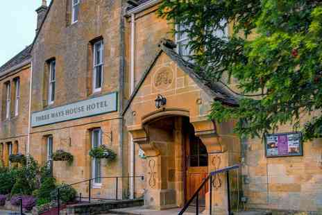 Three Ways House Hotel - Charming Cotswolds getaway with breakfast - Save 0%