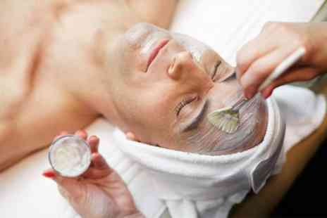 Lulubbeauty - 75 Minute Mens Facial with Facial Massage - Save 56%