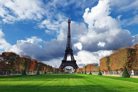 Just Coach Travel - Day trip to Paris for one - Save 51%