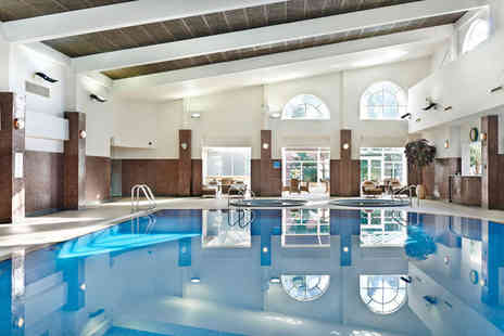 The Belfry - Full spa day for one person including a fire and ice experience, two 25 minute treatments and an afternoon tea - Save 43%