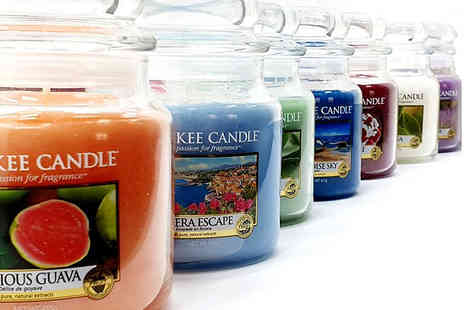 Yankee Bundles - Mystery Yankee Candle 411g Medium Jar - Save 45%