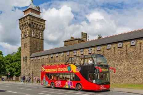 City Sightseeing Cardiff - Tickets to see Hop On Hop Off Cardiff 24 Hours - Save 0%