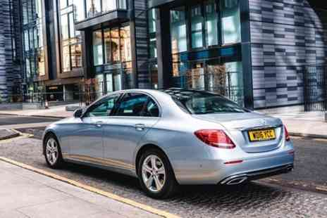 ADORIDE - Dundee to Edinburgh Private Premium Transfer With Chauffeur - Save 20%