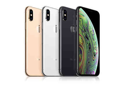 The iOutlet - Apple iPhone XS 64GB choose between gold, silver and space grey - Save 0%