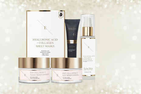 Eclat Skincares - 5pc youth reviver ultimate skincare gift set - Save 81%
