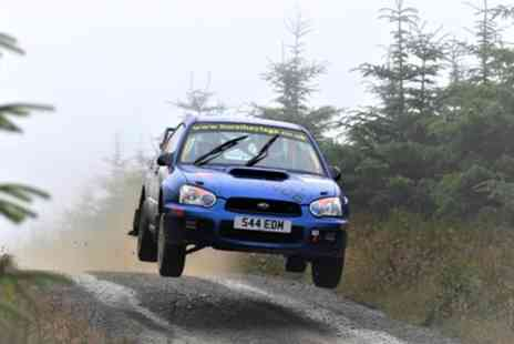 Forest Experience Rally School - 2.5 Mile Rally Car Taster Experience - Save 46%