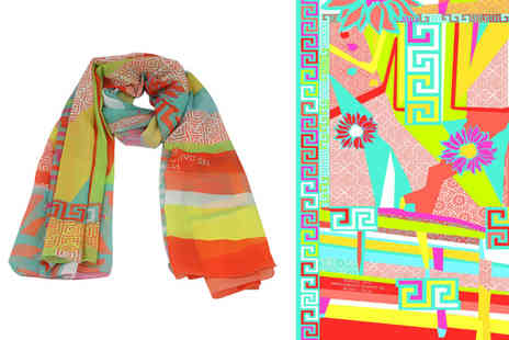 Versace 1969 - Print scarf choose from 10 styles - Save 0%