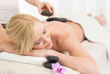 Unique Beauty 4 U - Your choice of one hour massage with a glass of bubbly and winter chocolates - Save 66%