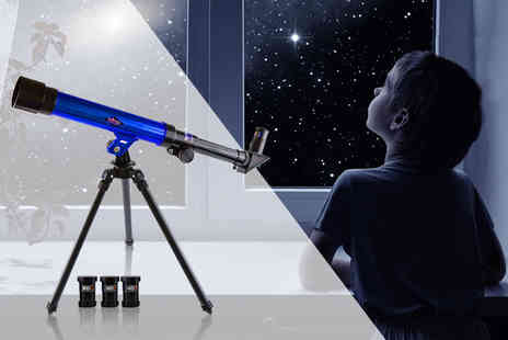 Eurotrade - Kids astronomical telescope - Save 71%