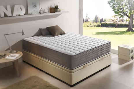 That Mattress - Extra thick Bio 13 zone gel memory foam mattress choose from six sizes - Save 0%