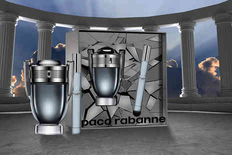Wowcher Direct - 50ml Paco Rabanne Invictus gift set - Save 40%