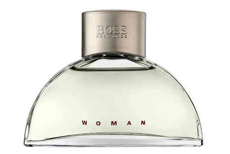 Fragrance and Cosmetics - Boss Woman White Edp Spray 50ml - Save 71%