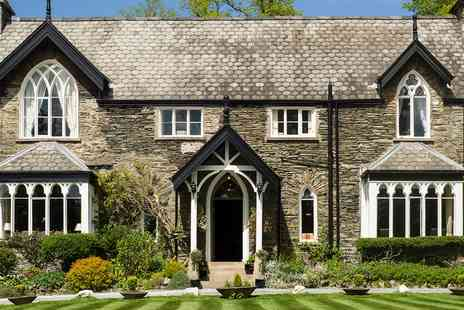 Cedar Manor Hotel - Two nights Windermere stay including prosecco - Save 0%