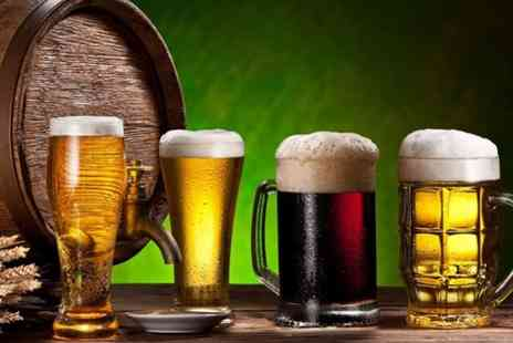 Career Match - Beer brewing course - Save 98%