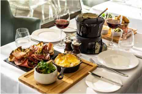 Coq d Argent - Three Course Alpine Brunch for Two - Save 0%